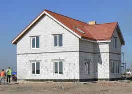 Дом из блоков Грас, 300 кв. м, до отделки