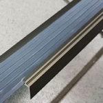 Анодированный алюминиевый угол-порог Стандарт 38 мм/20 мм