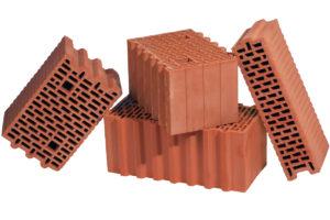 Блоки для фундамента стен Porotherm